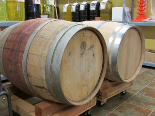 Cabernet Shiraz - Barrel Supreme Juice